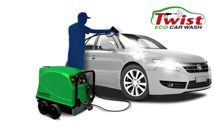 DetailKing Eco Car Wash Steam Car Wash Cleaning Services Mobile - Best steam cleaning system